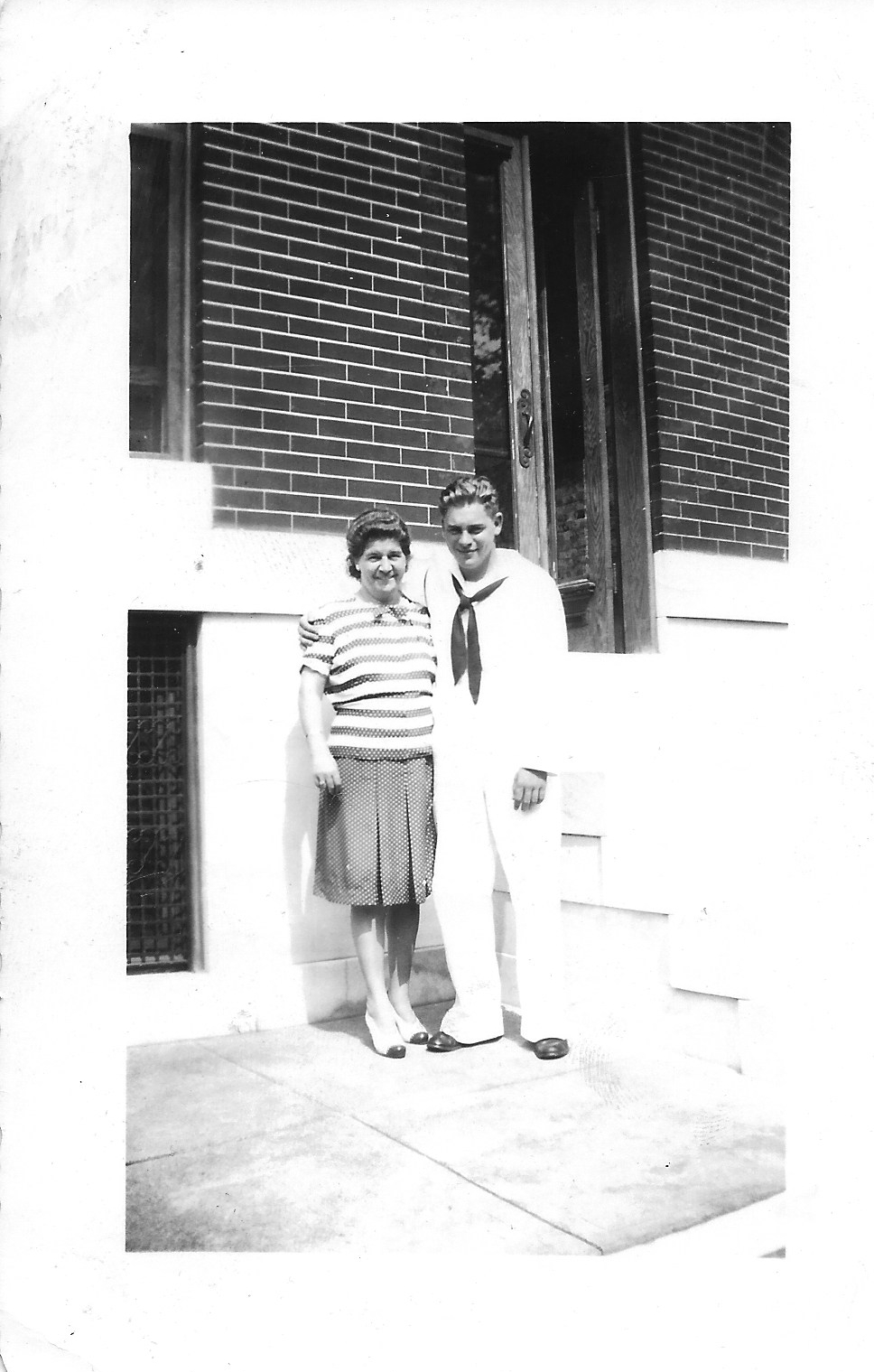 Dad (Jack) & his mother Mimi