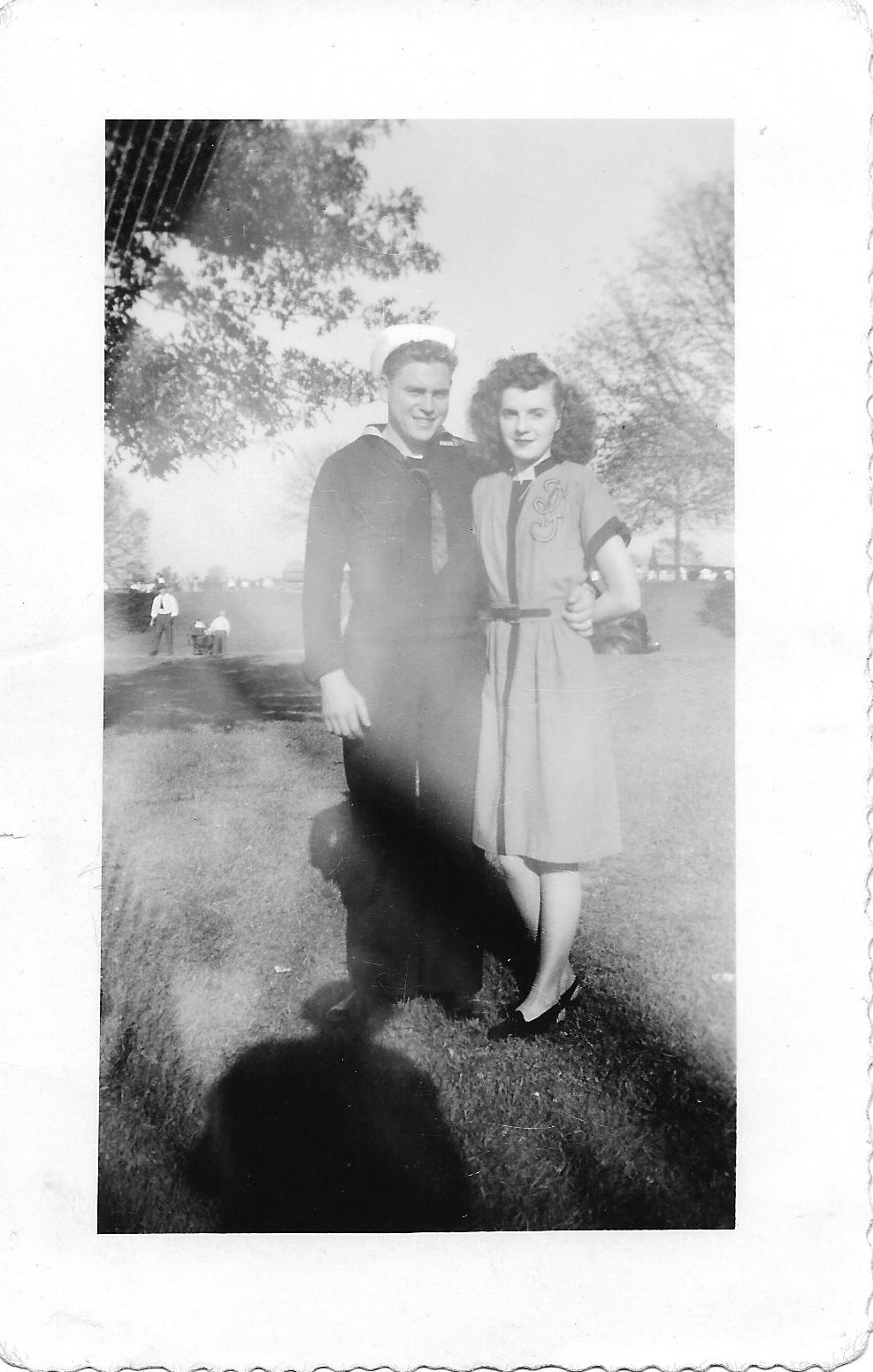 Jack & Betty 1946