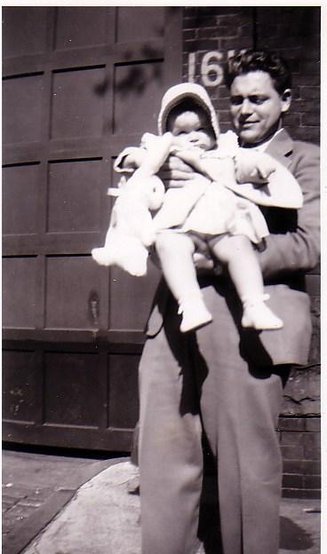 Dad & Betty