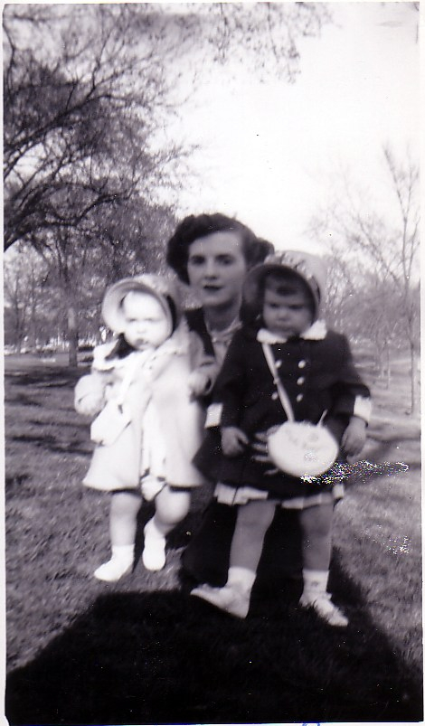 Mom, Betty & Nancy