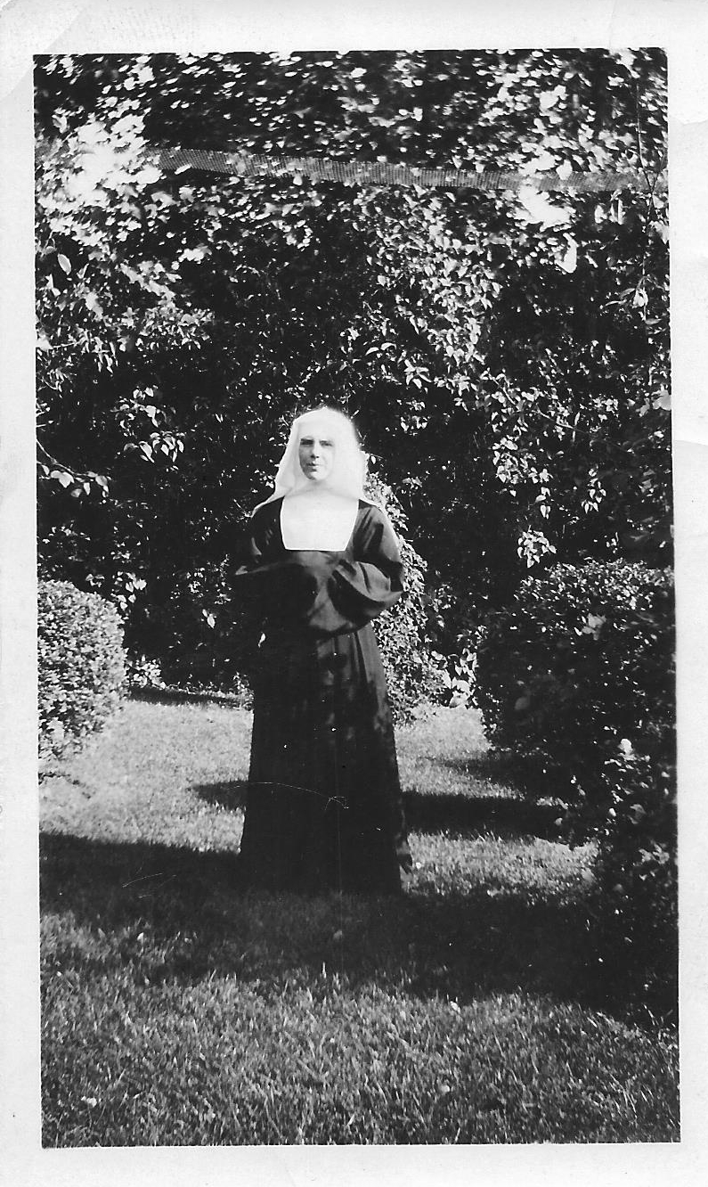 Sister Mary Agnes - Visitation2