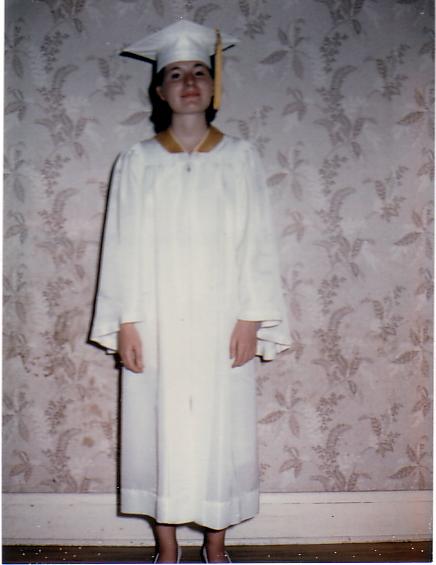 BettyAnn grad TCHS 1966