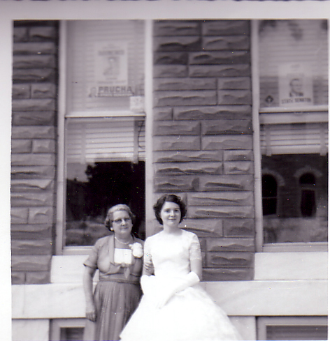 BettyAnn & Nanny