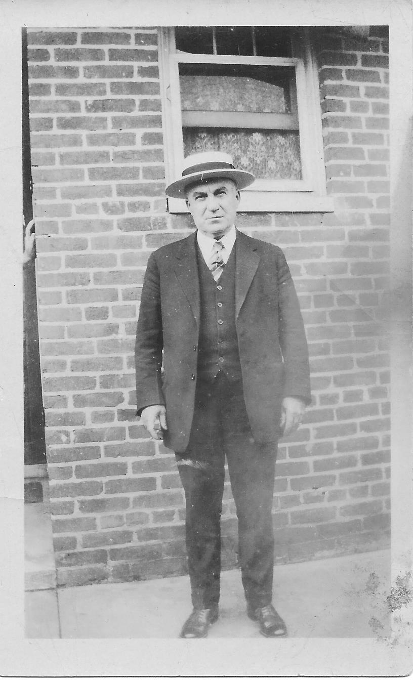 Crazy Joe 1926