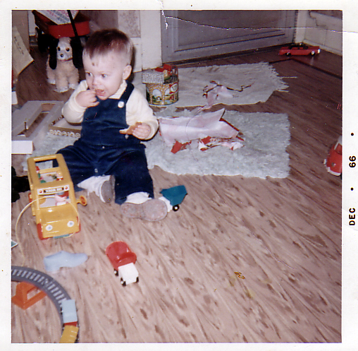 Joe Xmas 1966 Lakewood