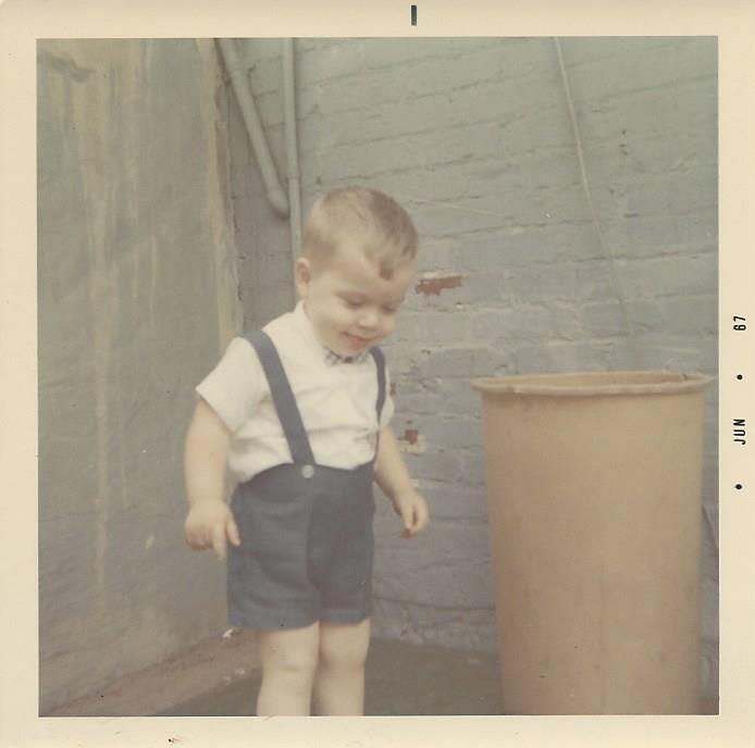 Joe 1967 yard