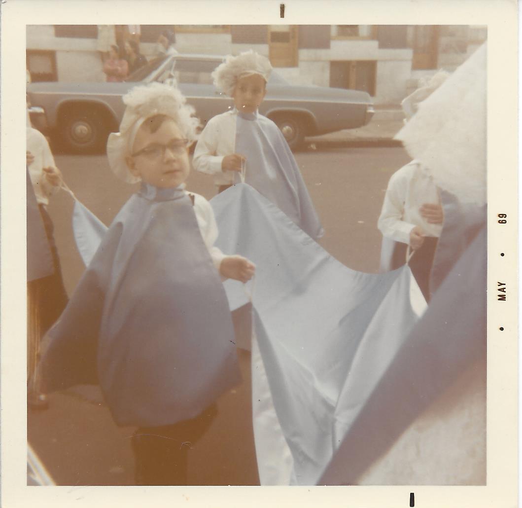 Jack May Procession1 05-1969
