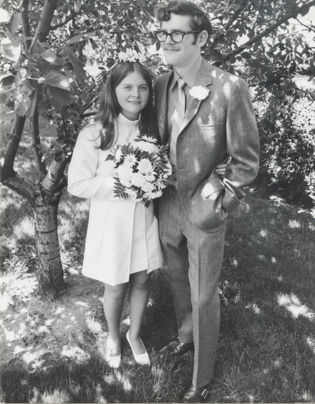 Jim and Nancy 5_30_70 1