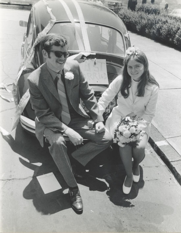 Jim and Nancy 5_30_70 2
