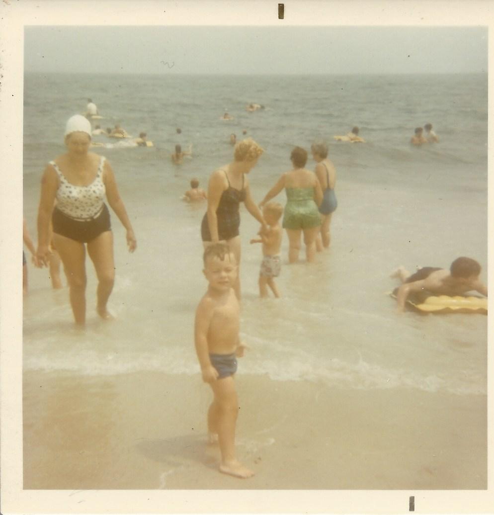Joe, Manuel, Aunt Shirely OC 1969