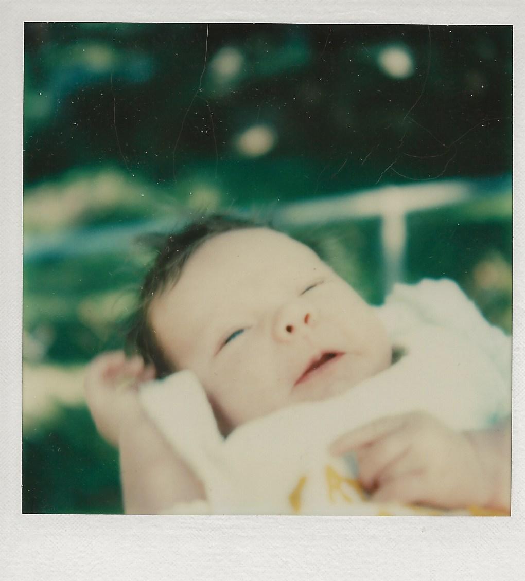 April infant2 1977