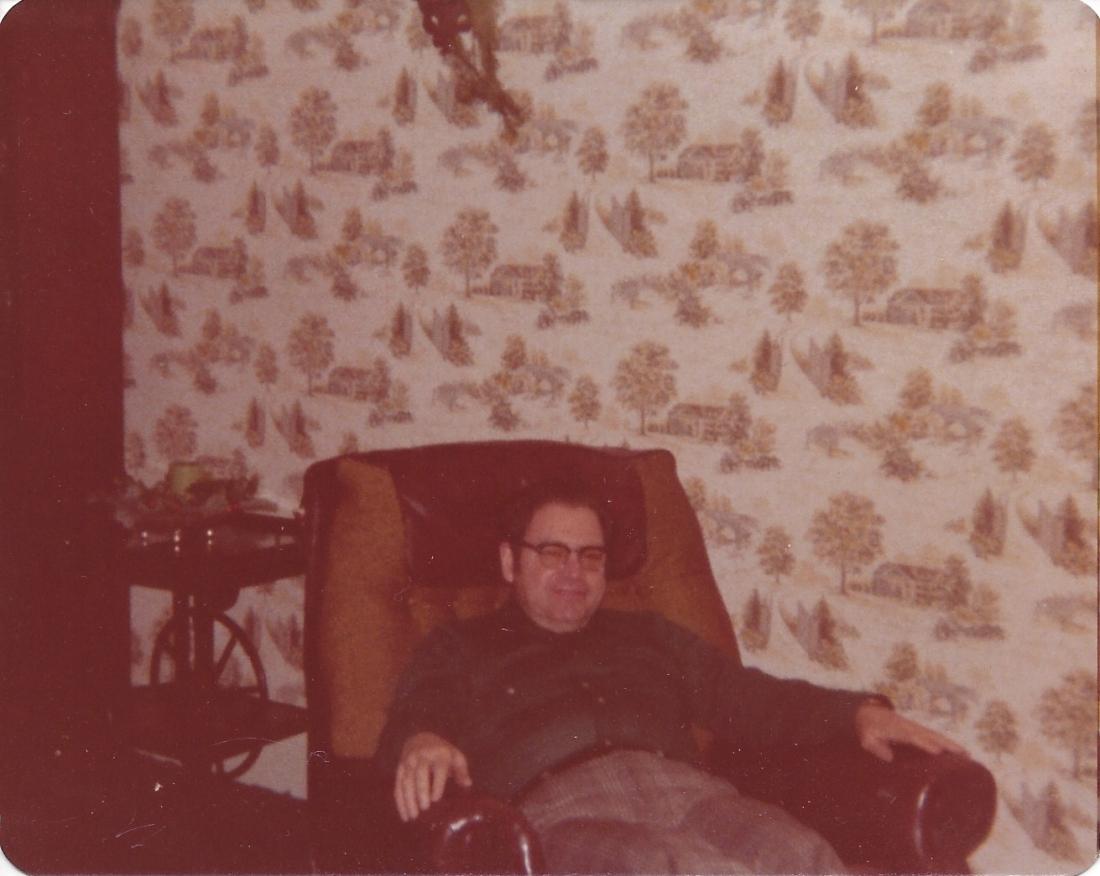 Dad Jack Jan. 1979 - Lakewood Ave.