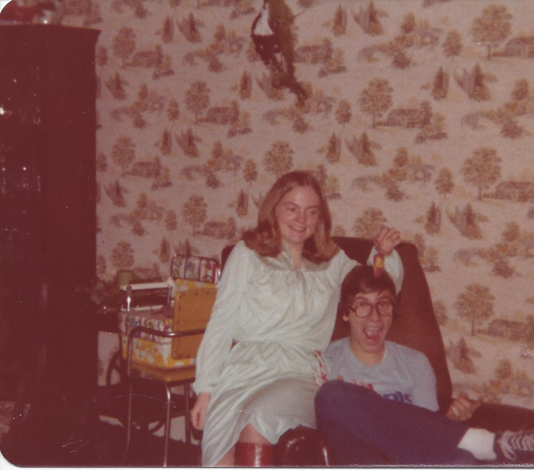 Jack & Jane Lakewood Ave. Jan. 1979