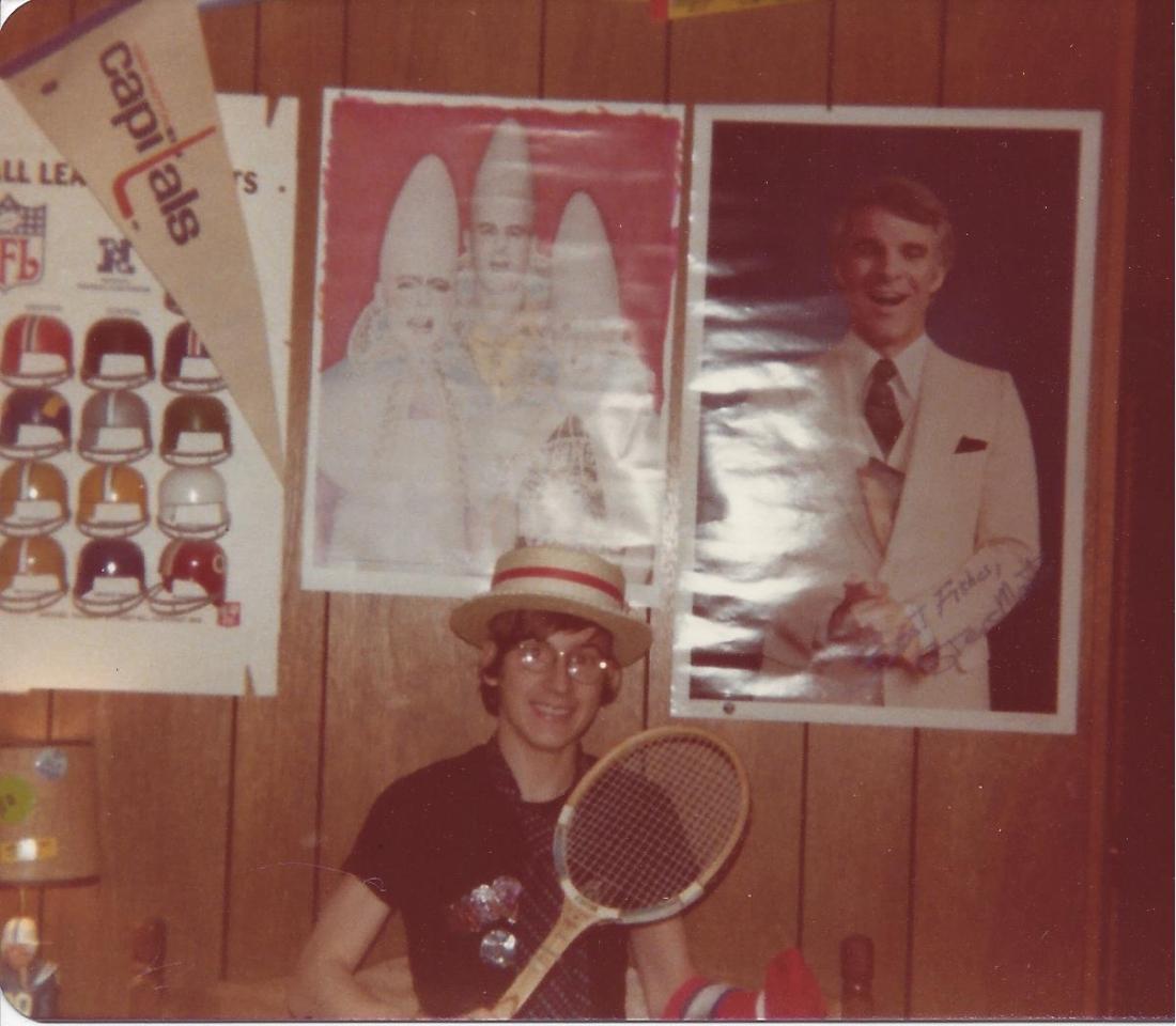 Jack Lakewood Ave. January 1979
