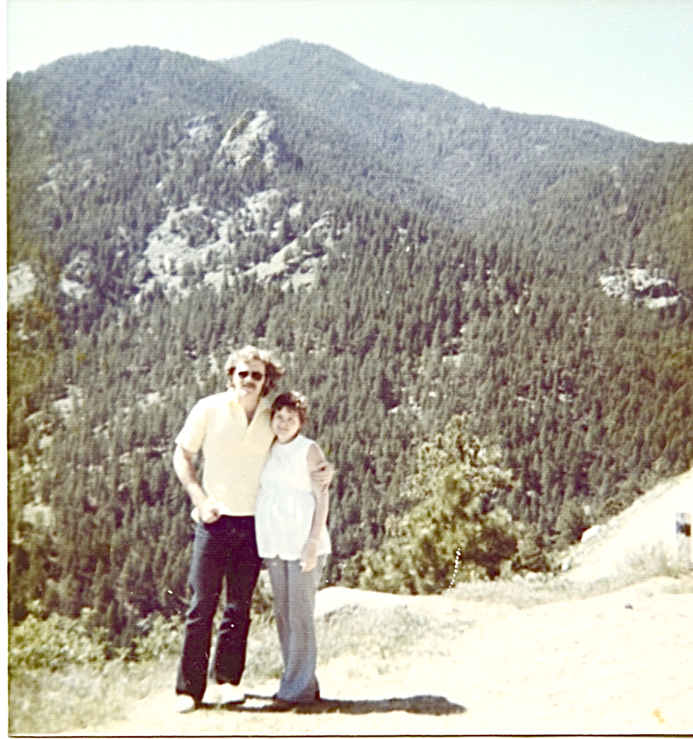 Jim and Nancy O'Neill Summer 1975