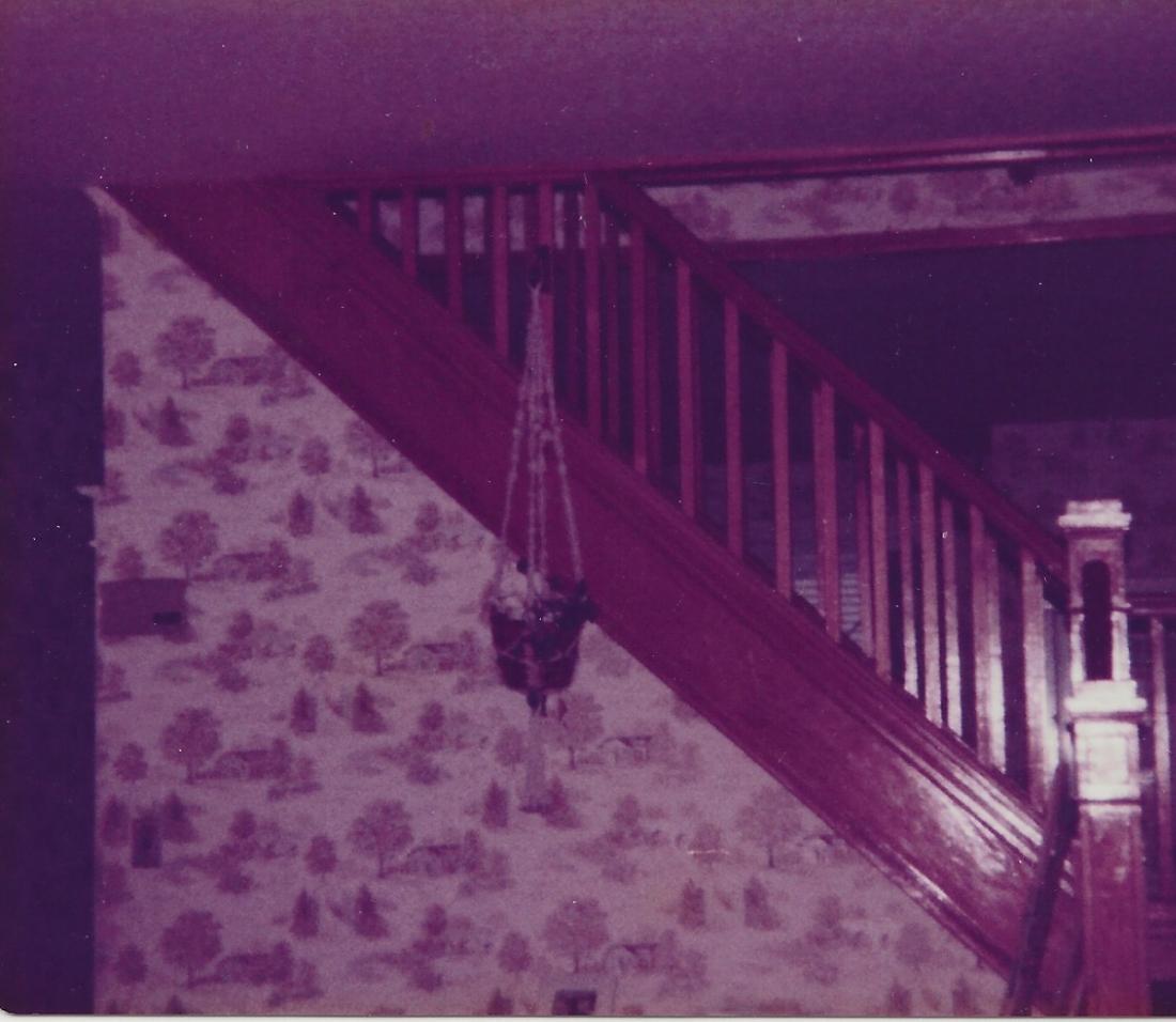 Lakewood Ave stairway