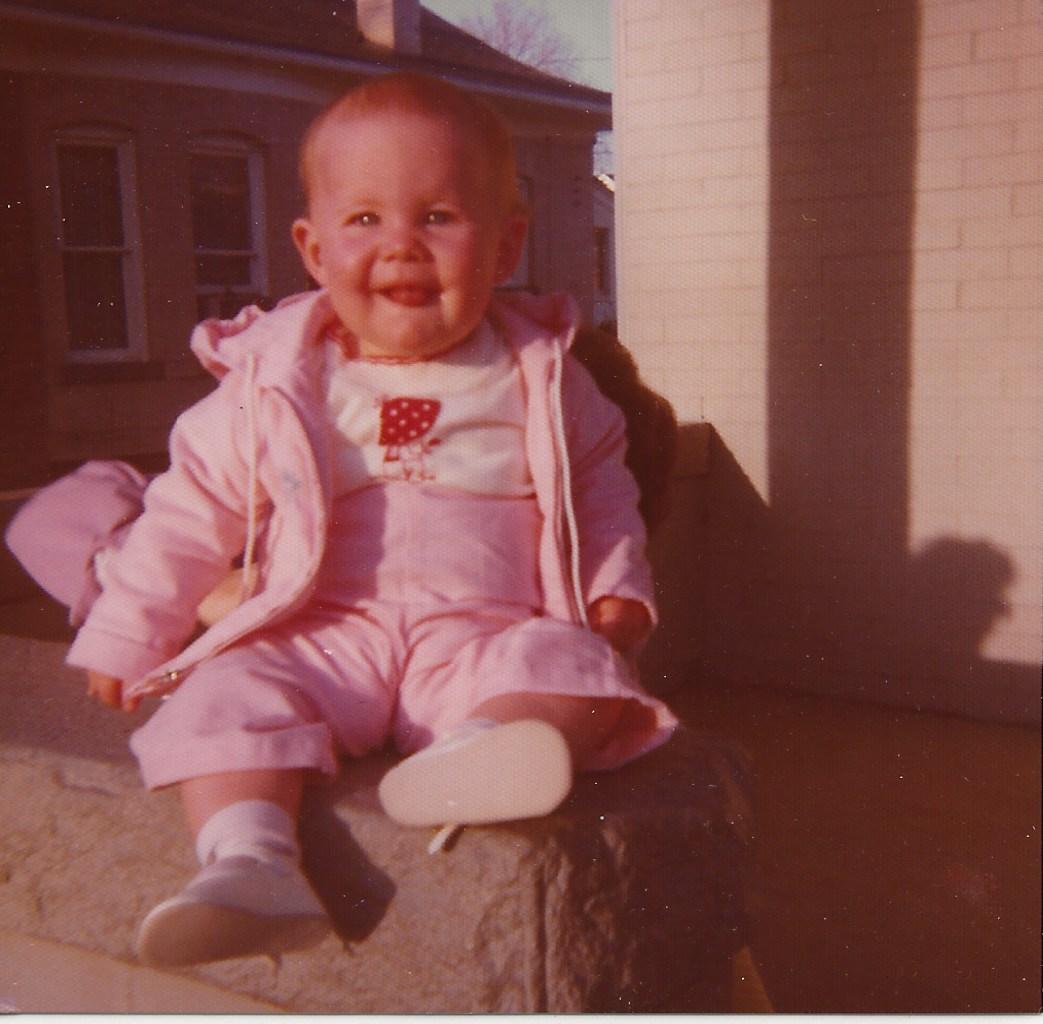 Maura April 1976