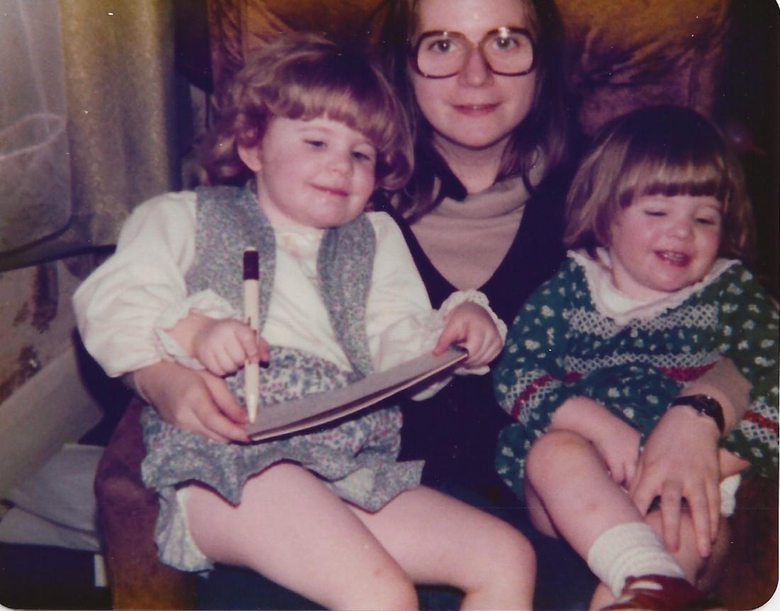 1980 Pic15 Maura Ann Katie Lakewood