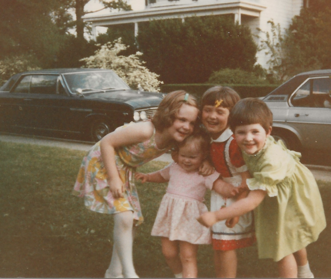 1982 August Maura April Katie Rose