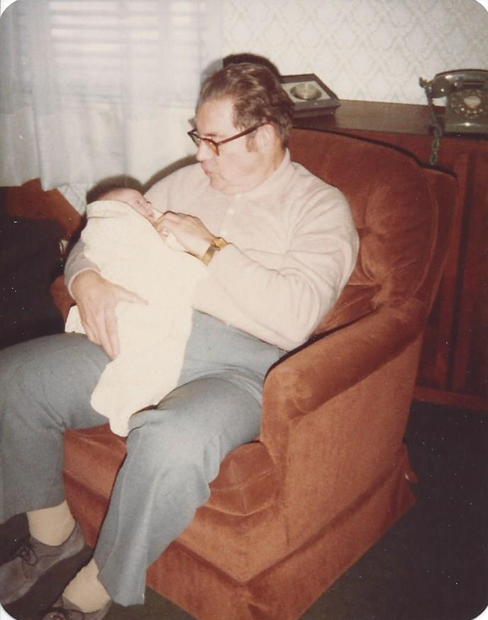 1983 lisa&grandad dec