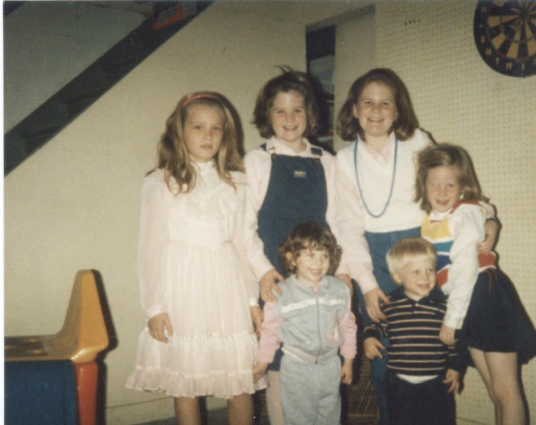 1986 First Six grandchildren