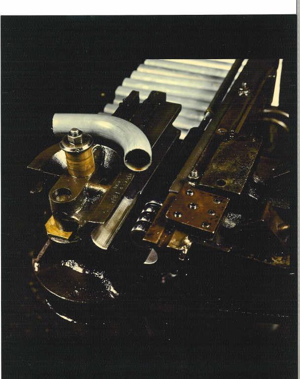 CR Daniels tubes on air bender